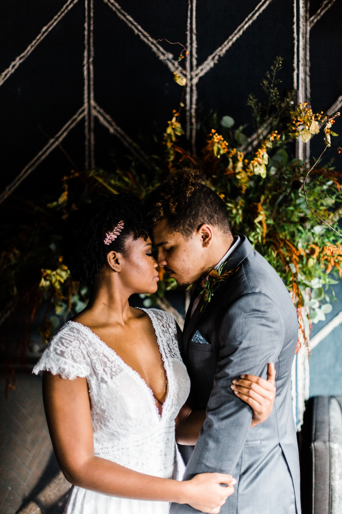 The Dawson Chicago Wedding Inspiration Grace Rios Photography