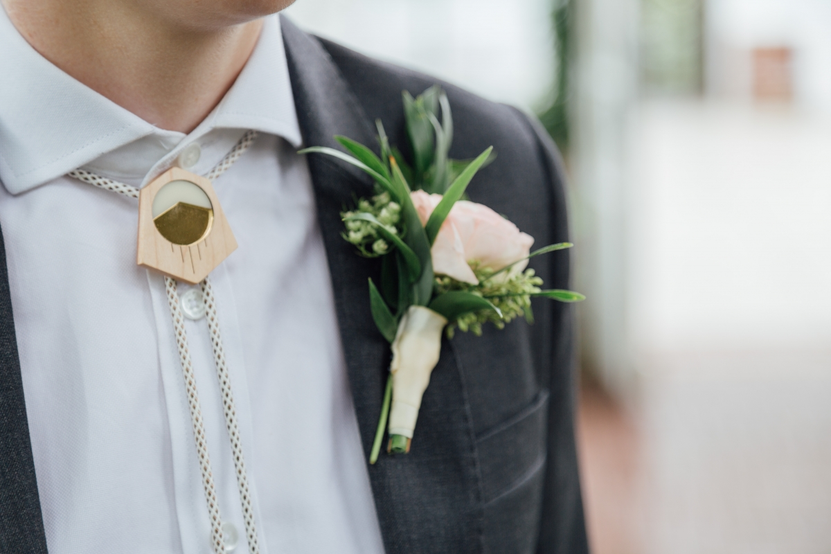 Boutonniere for Bride