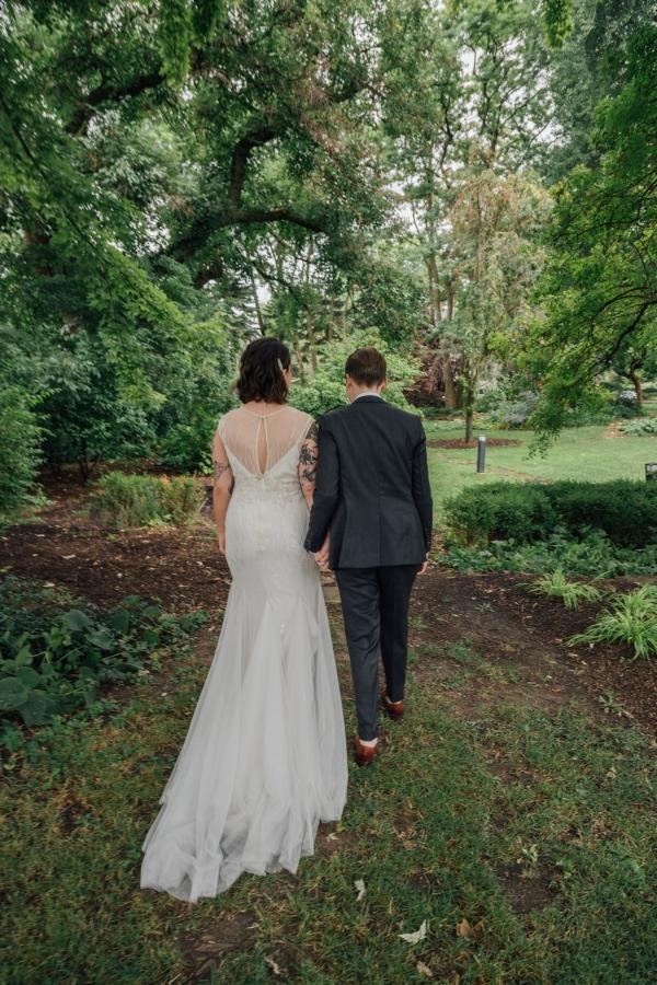 Cheney Mansion Wedding Oak Park Chicago Bokeh Studios (50)