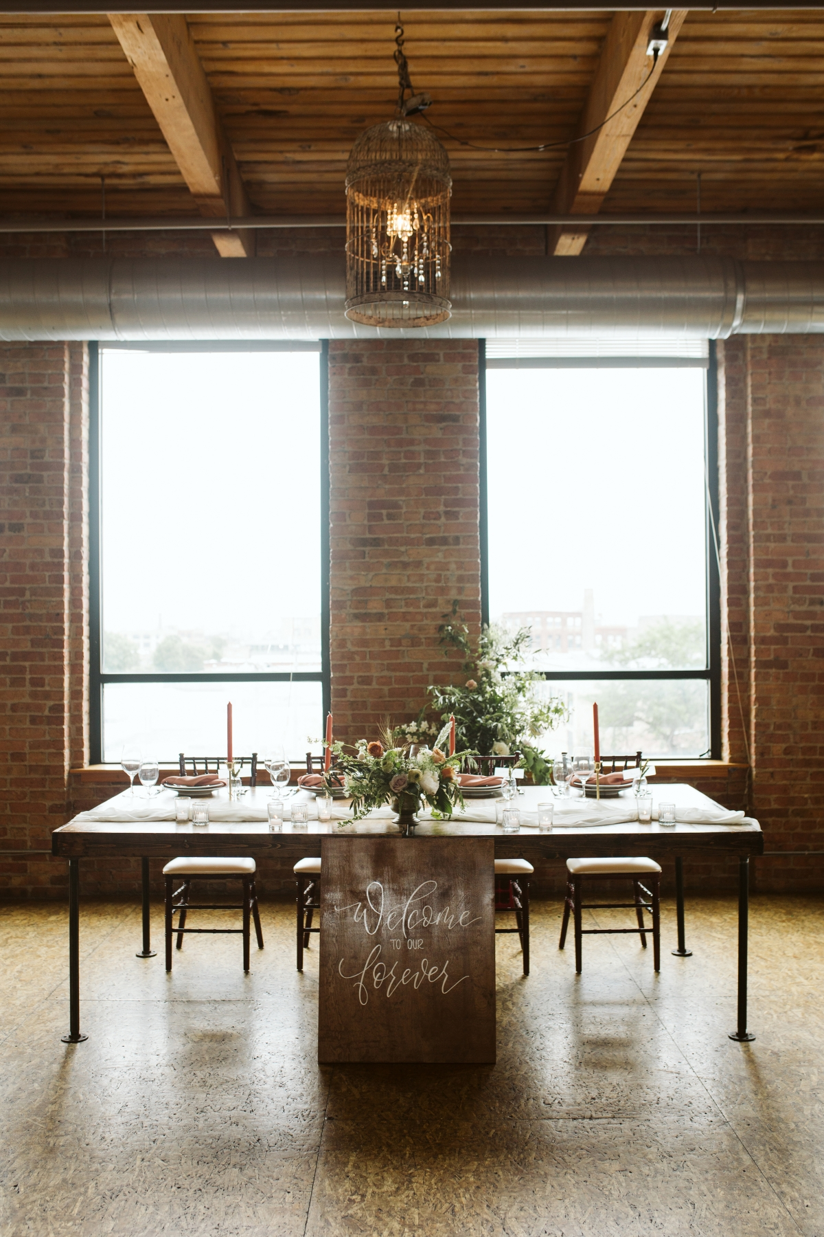 Chicago Industrial Wedding