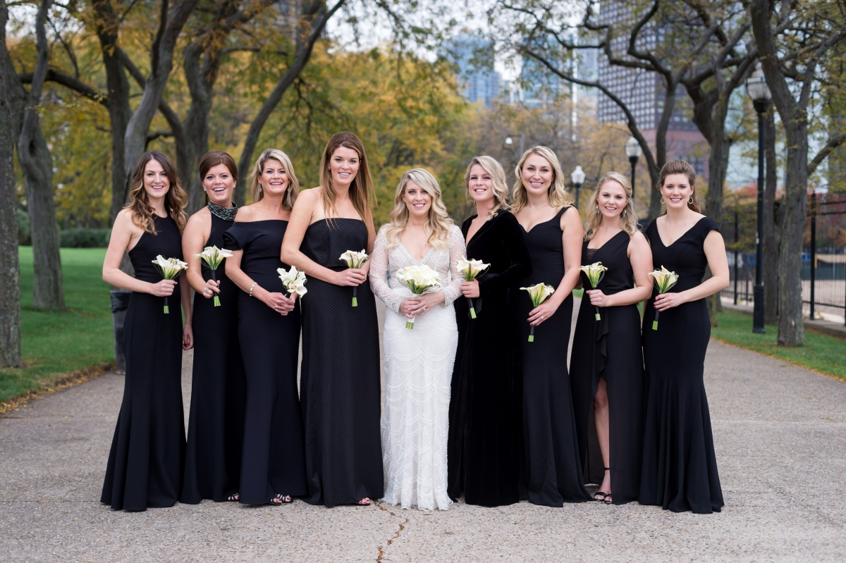 Fall Chicago Wedding at The Standard Club 15