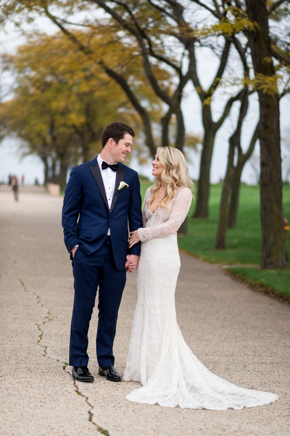 Fall Chicago Wedding at The Standard Club 17