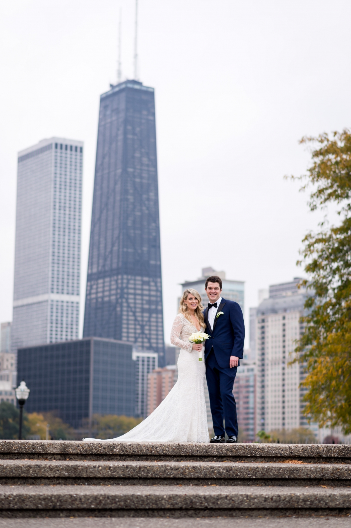Fall Chicago Wedding at The Standard Club 9