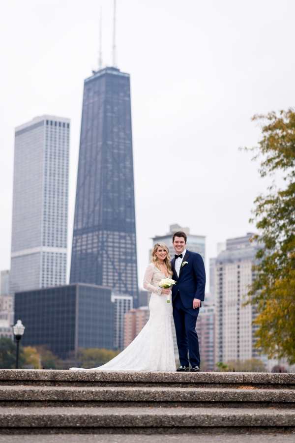 Fall Chicago Wedding at The Standard Club (9)