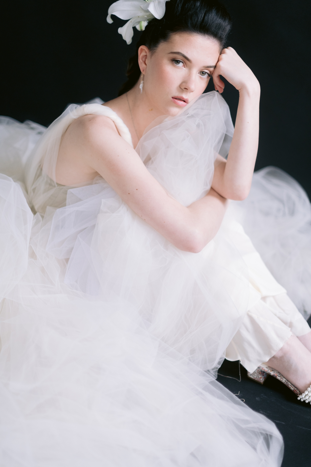 Laura Lanzerotte Bridal Danielle Heinson Photography 101