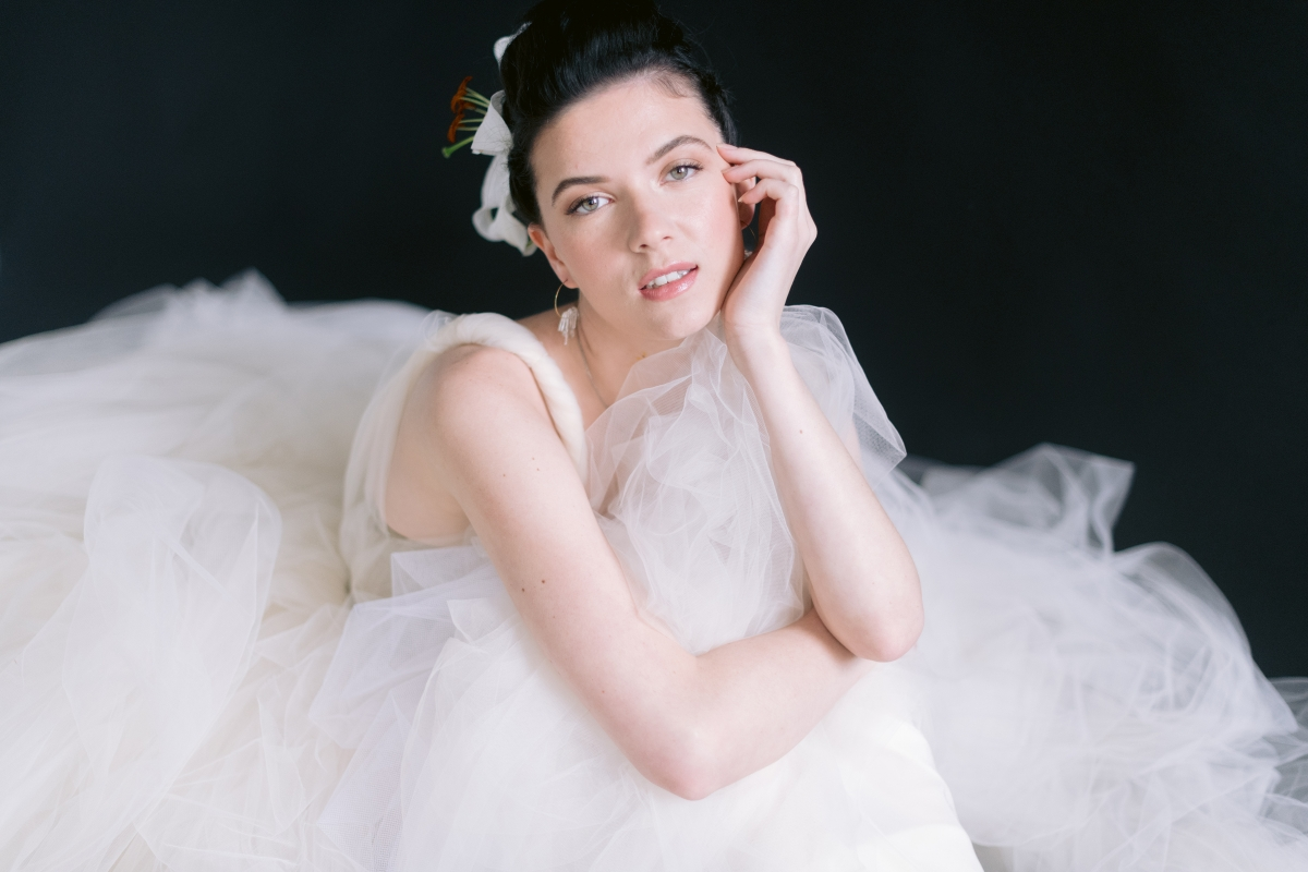 Laura Lanzerotte Bridal Danielle Heinson Photography 102