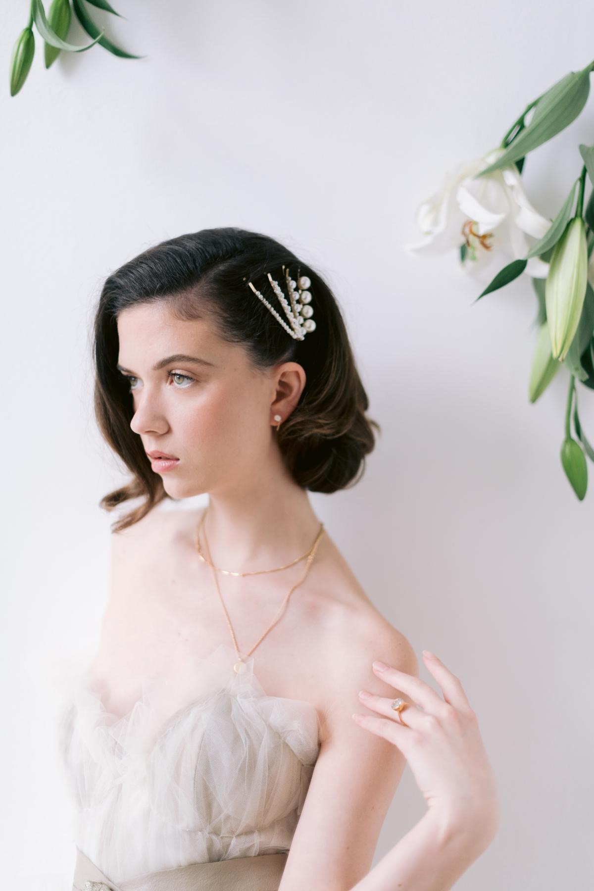 Laura Lanzerotte Bridal Danielle Heinson Photography 18