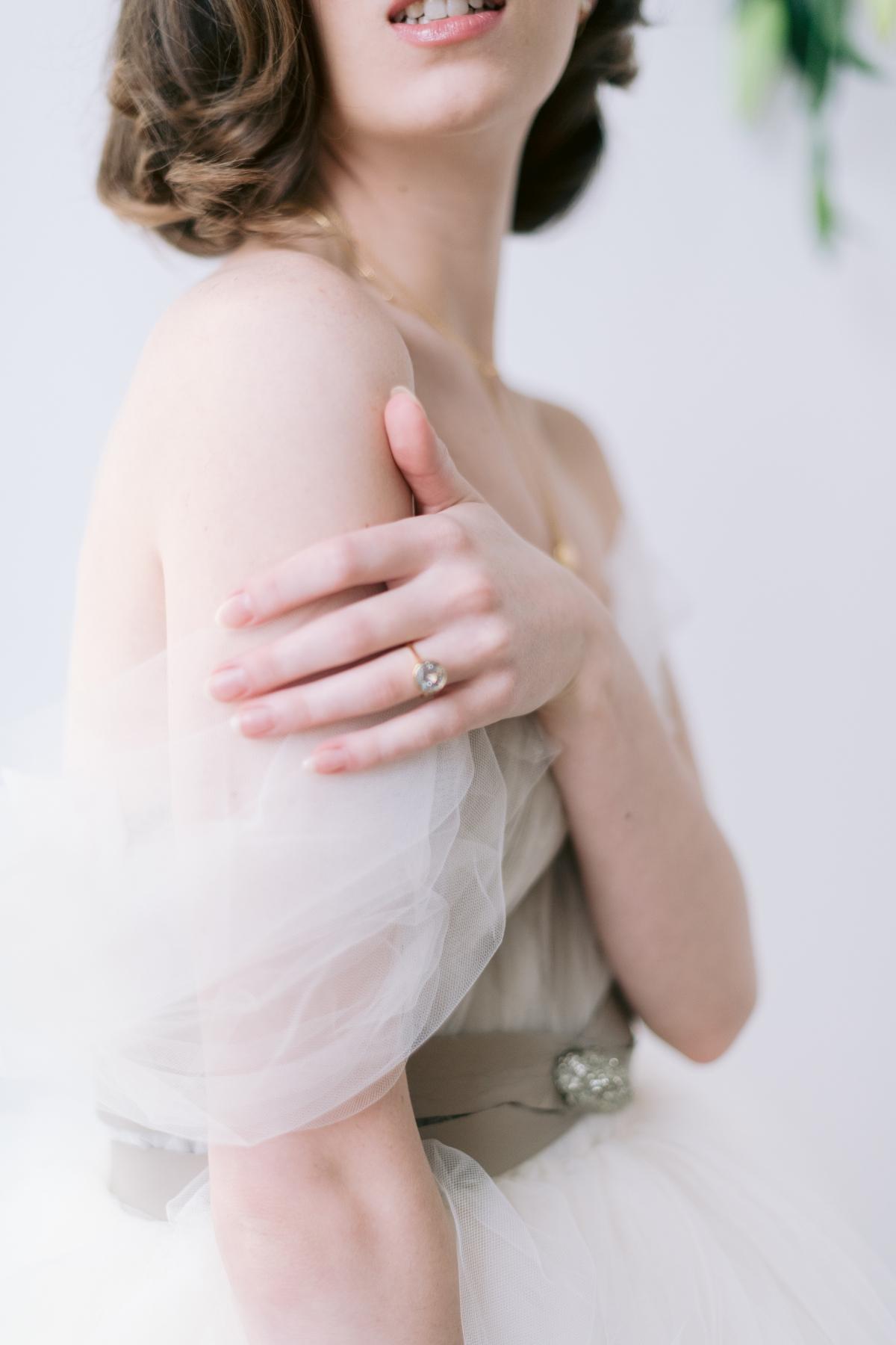 Laura Lanzerotte Bridal Danielle Heinson Photography 24