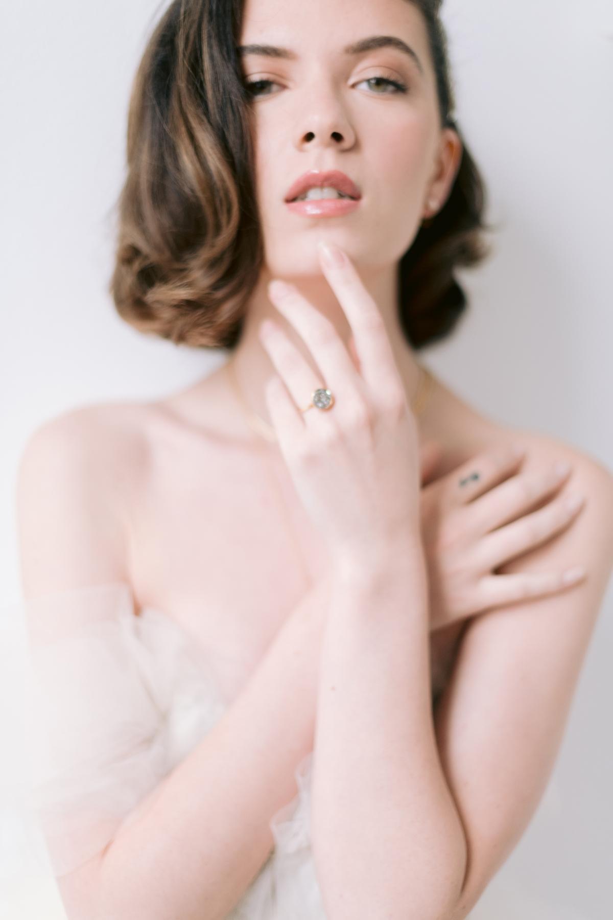 Laura Lanzerotte Bridal Danielle Heinson Photography 34