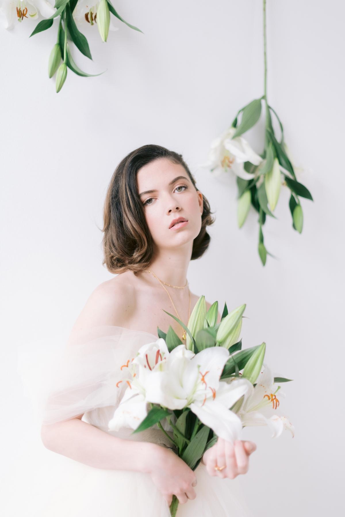 Laura Lanzerotte Bridal Danielle Heinson Photography 35