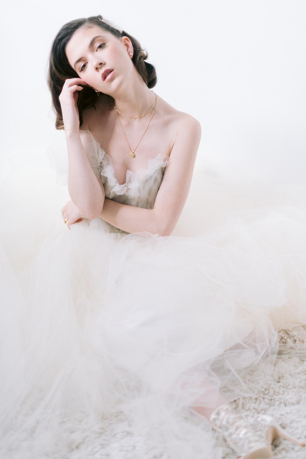 Laura Lanzerotte Bridal Danielle Heinson Photography 46