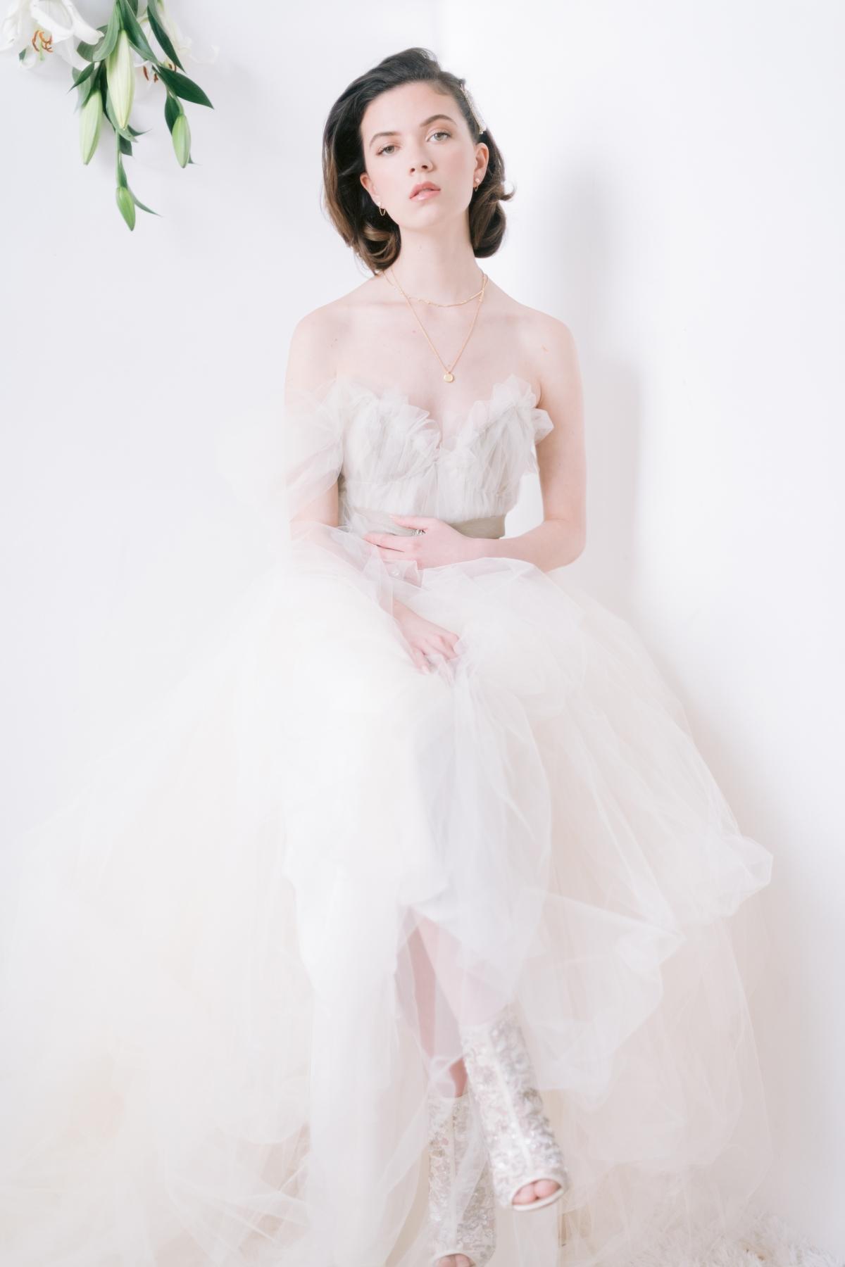Laura Lanzerotte Bridal Danielle Heinson Photography 50