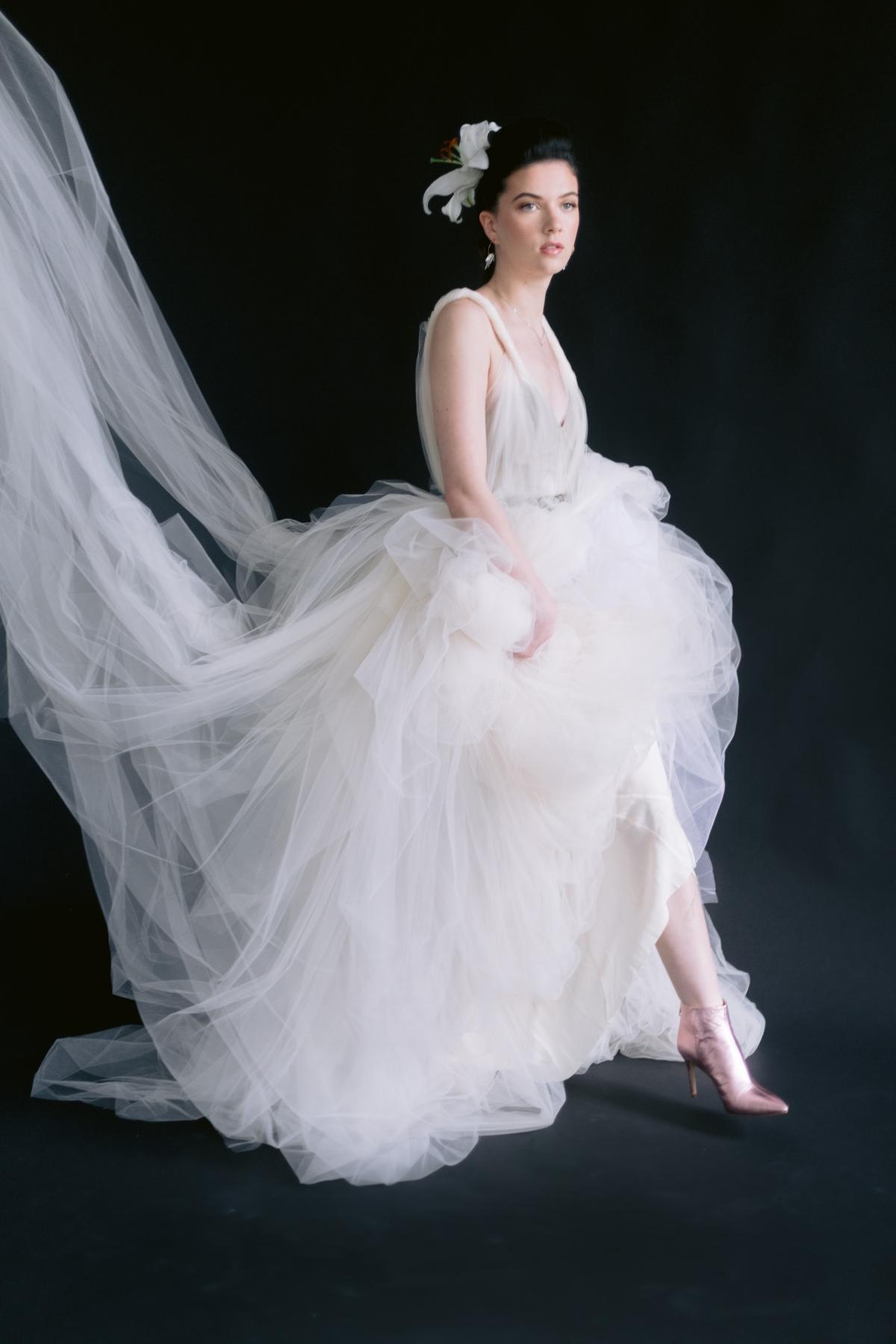 Laura Lanzerotte Bridal Danielle Heinson Photography 65
