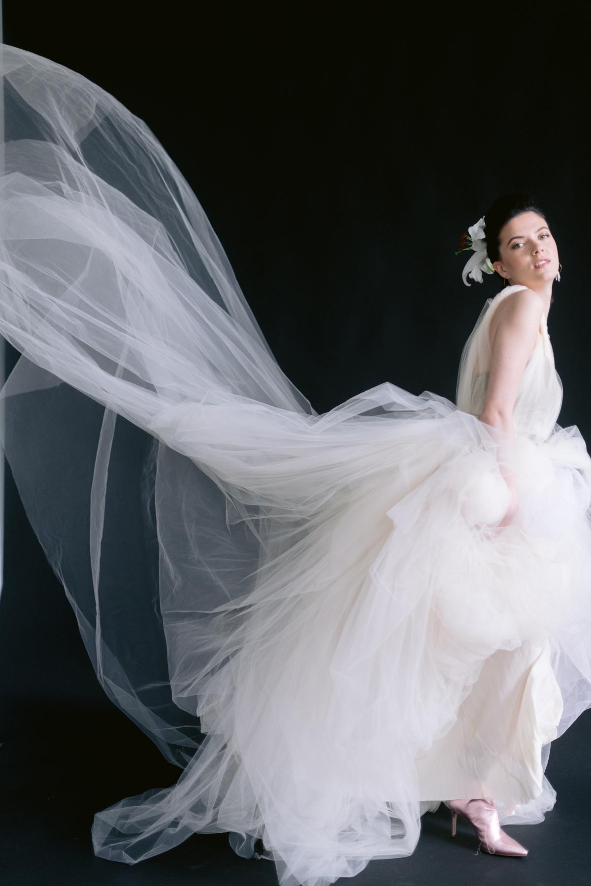 Laura Lanzerotte Bridal Danielle Heinson Photography 68