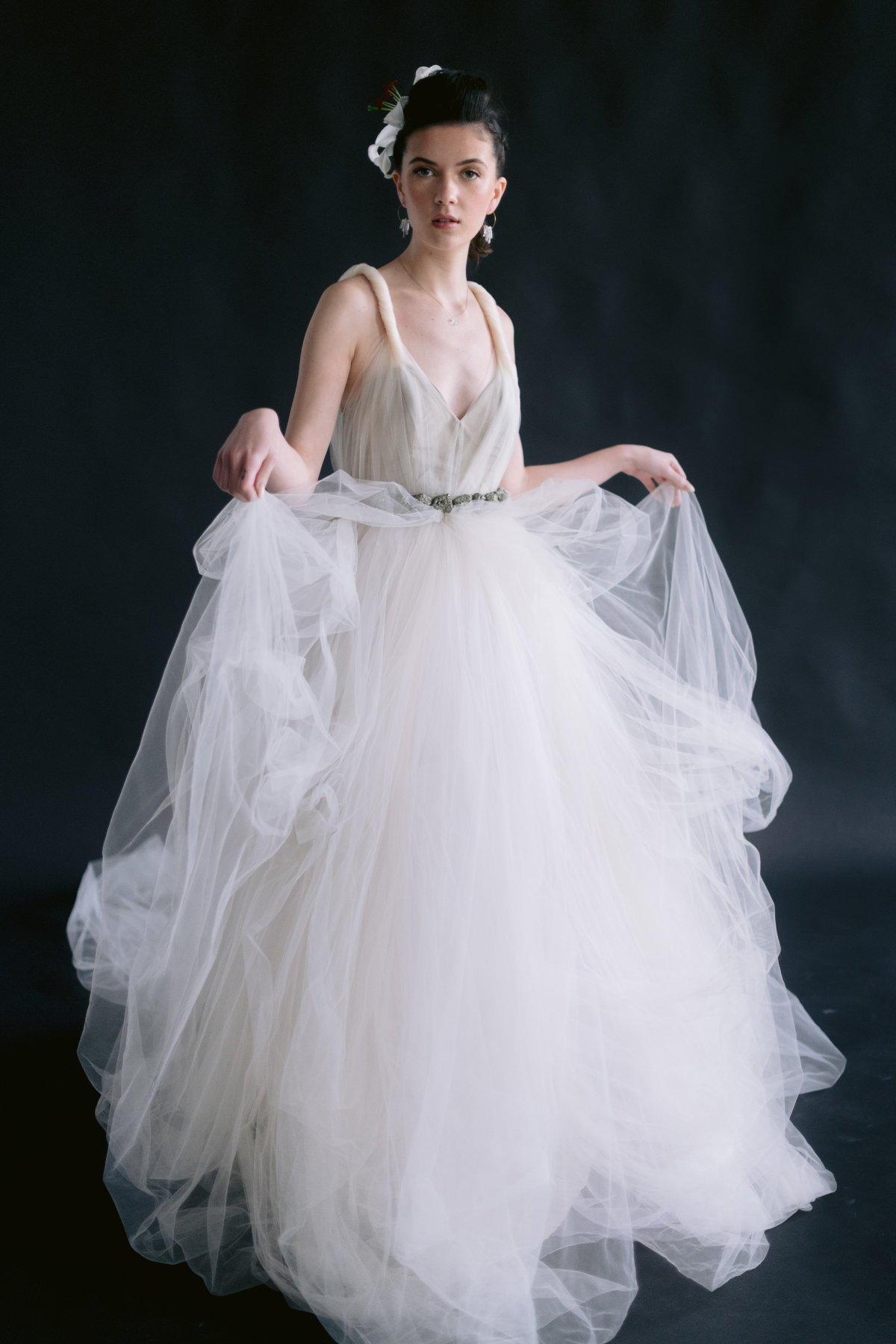 Laura Lanzerotte Bridal Danielle Heinson Photography 69