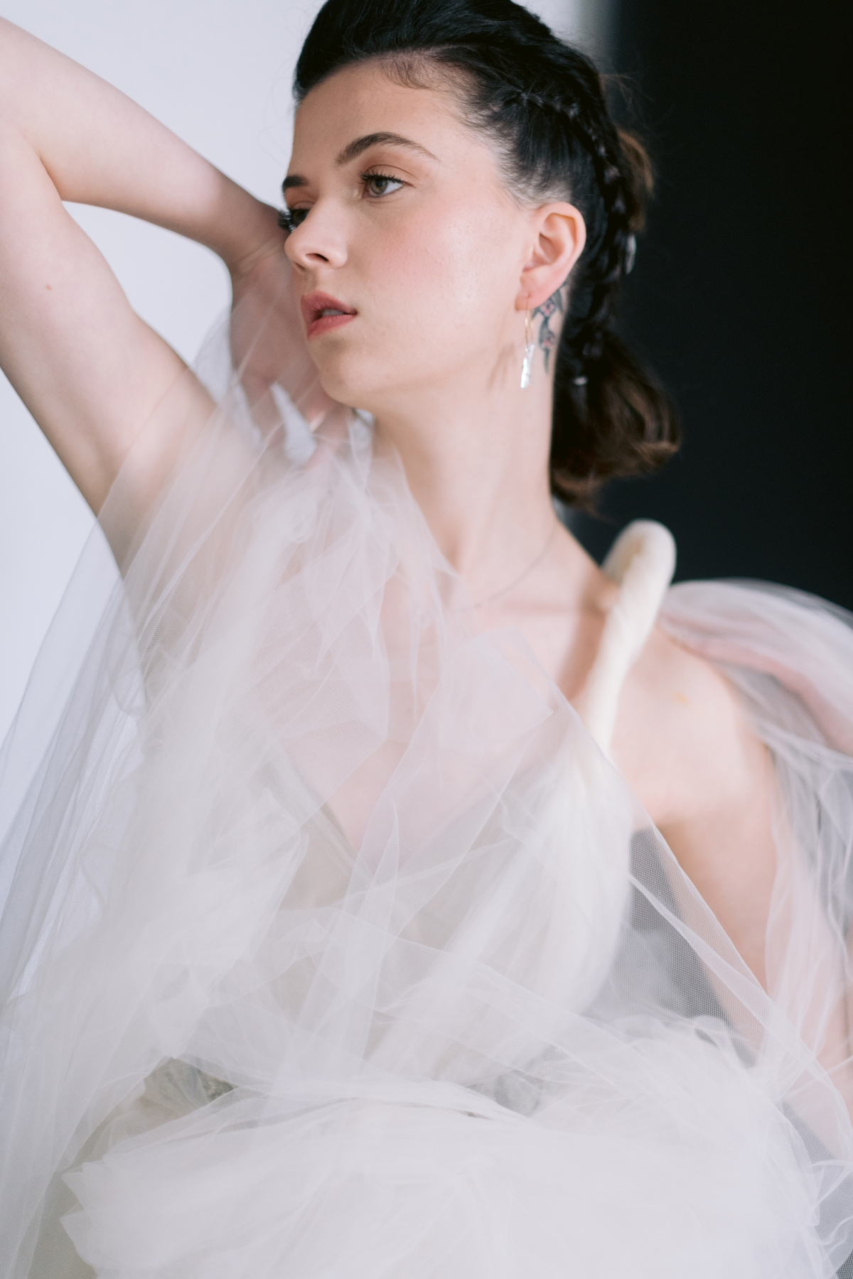 Laura Lanzerotte Bridal Danielle Heinson Photography 74