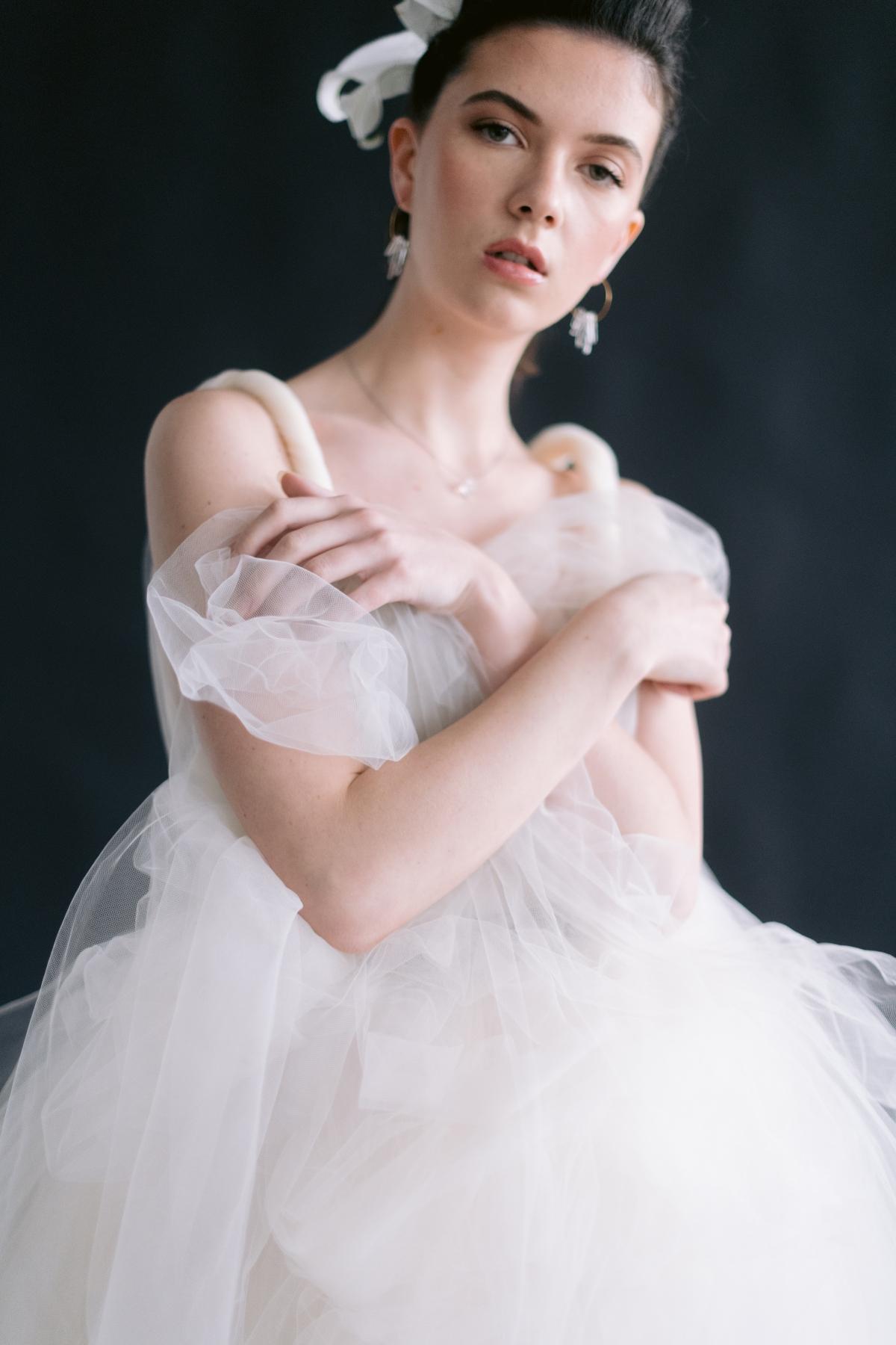 Laura Lanzerotte Bridal Danielle Heinson Photography 76