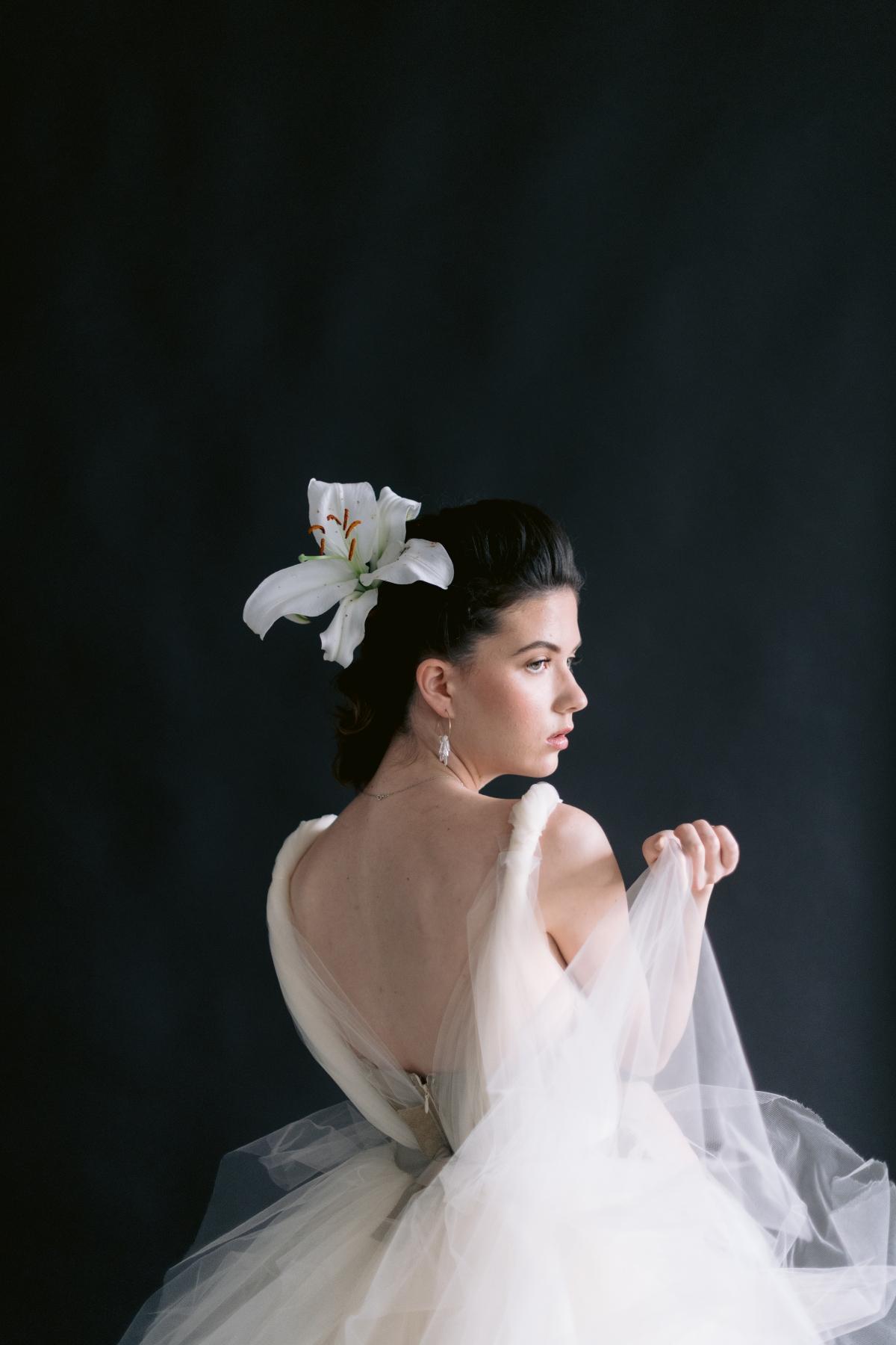 Laura Lanzerotte Bridal Danielle Heinson Photography 84