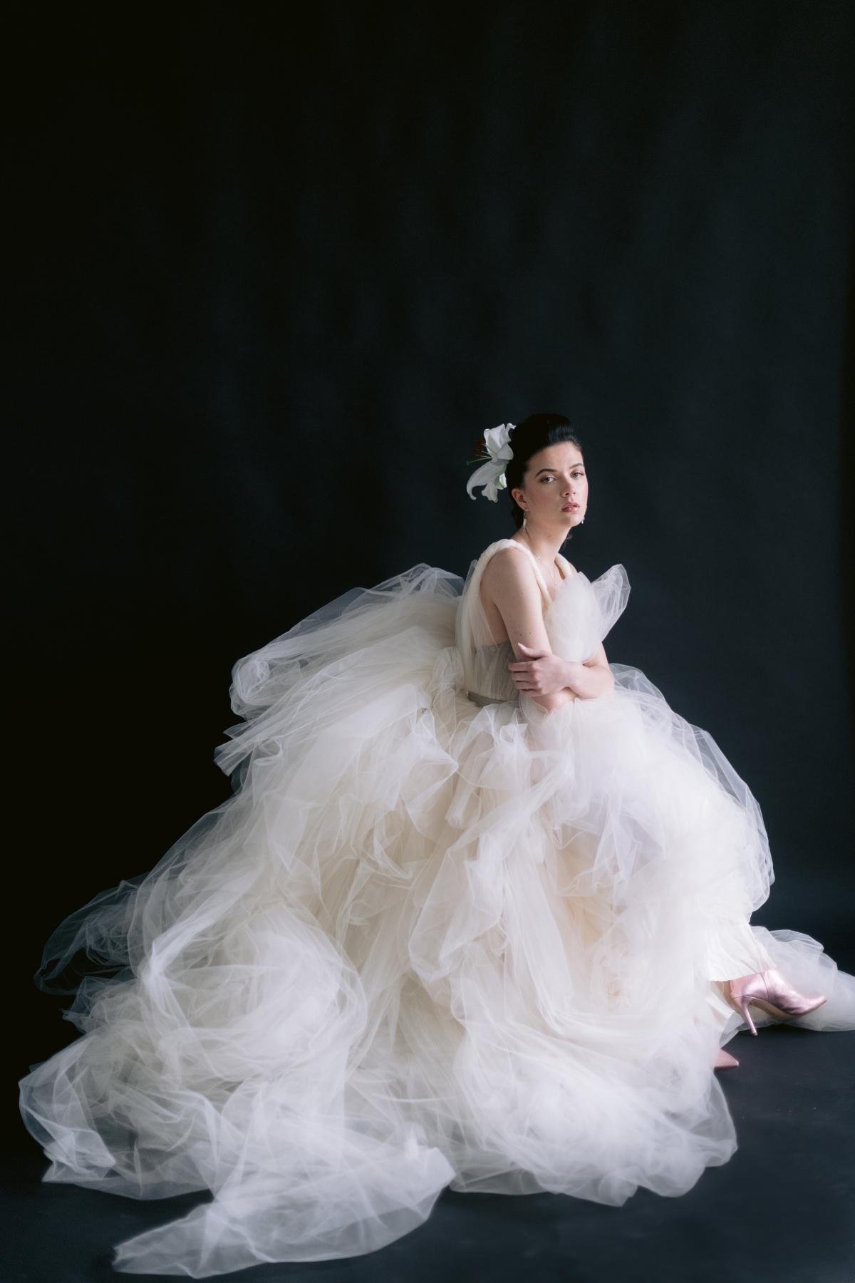 Laura Lanzerotte Bridal Danielle Heinson Photography 91