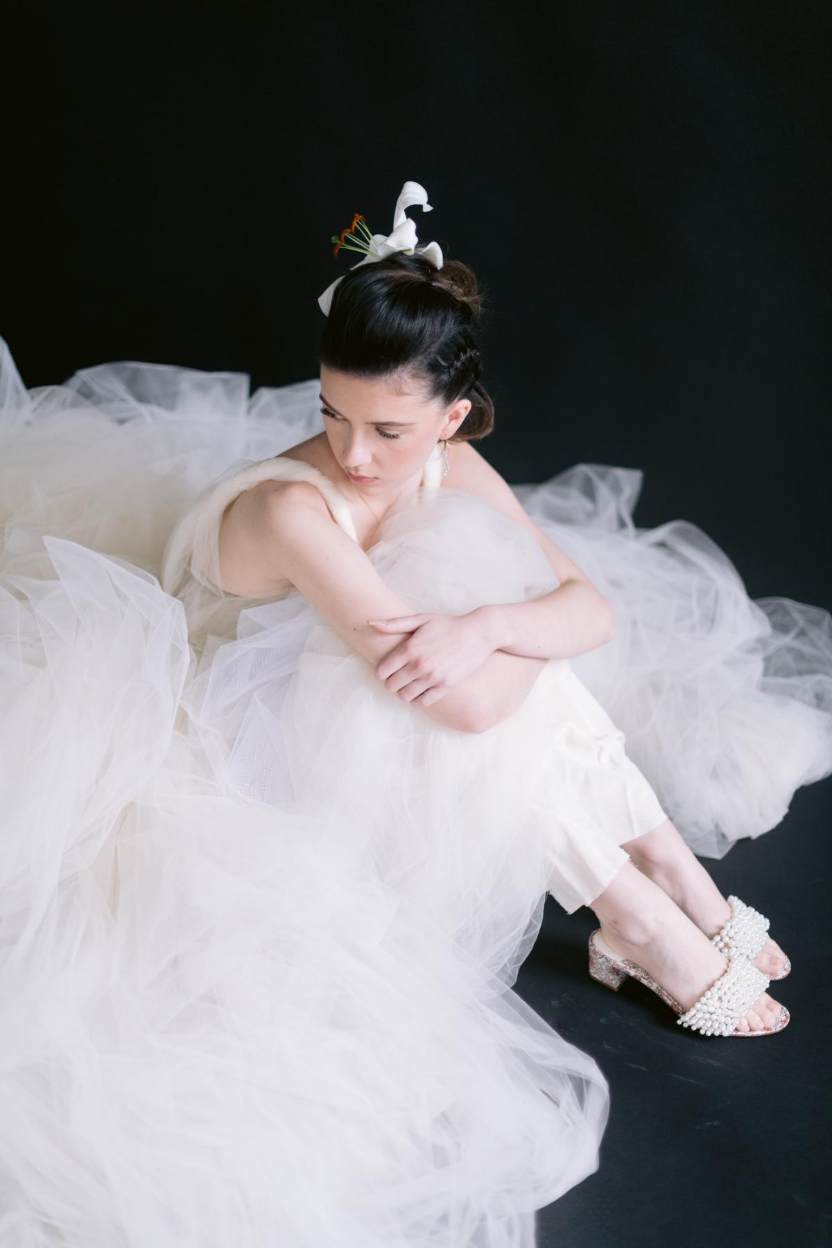 Laura Lanzerotte Bridal Danielle Heinson Photography 96
