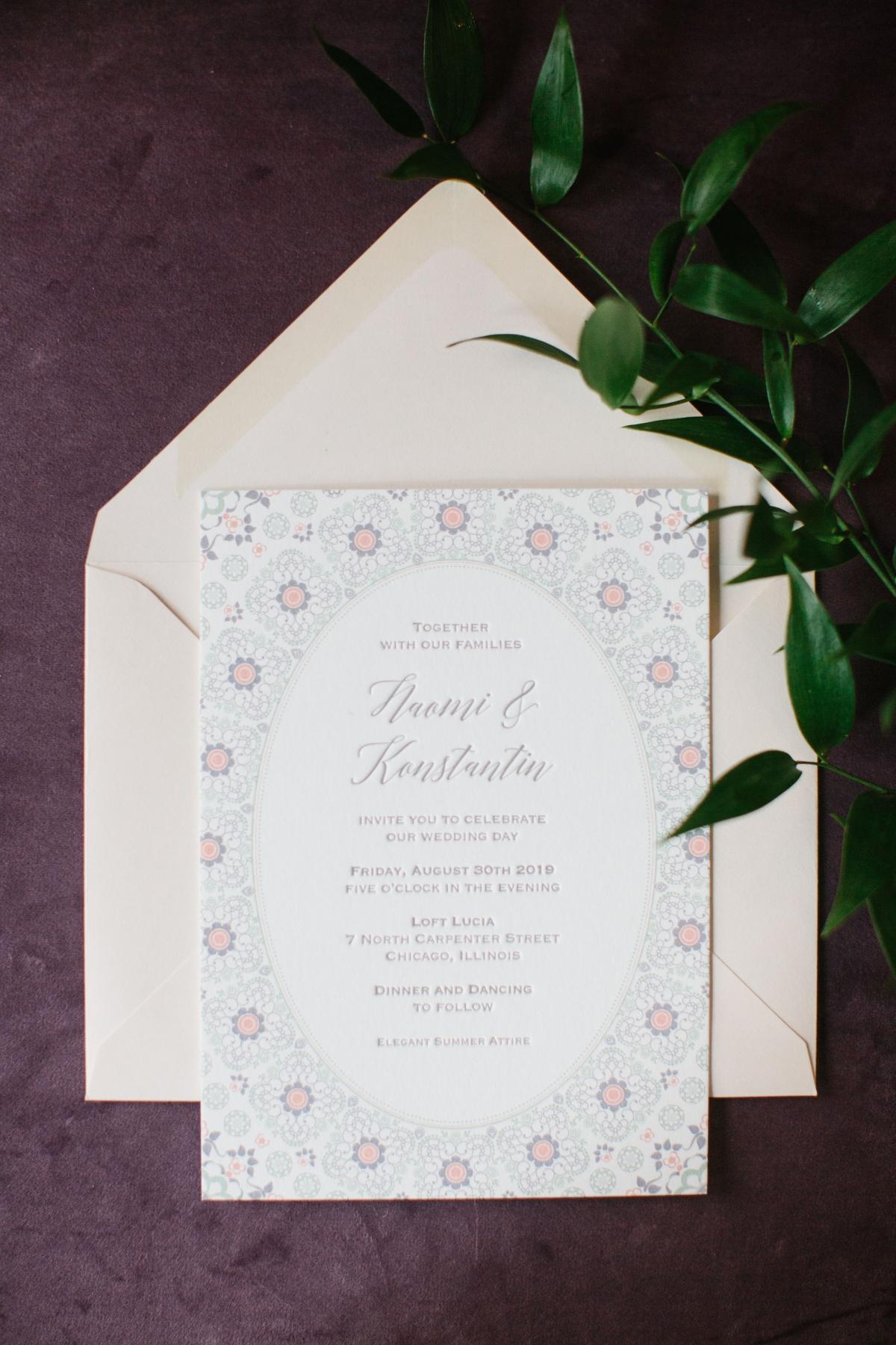 Loft Lucia Wedding Chicago 1
