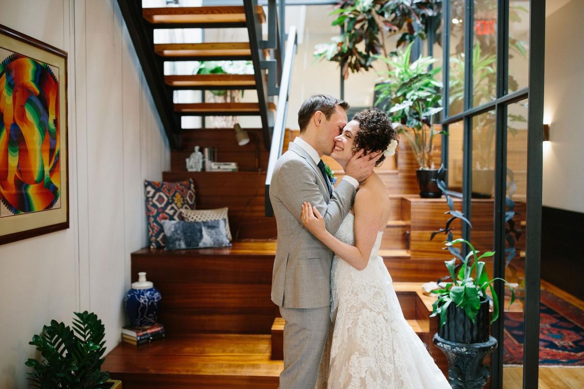 Loft Lucia Wedding Chicago 11