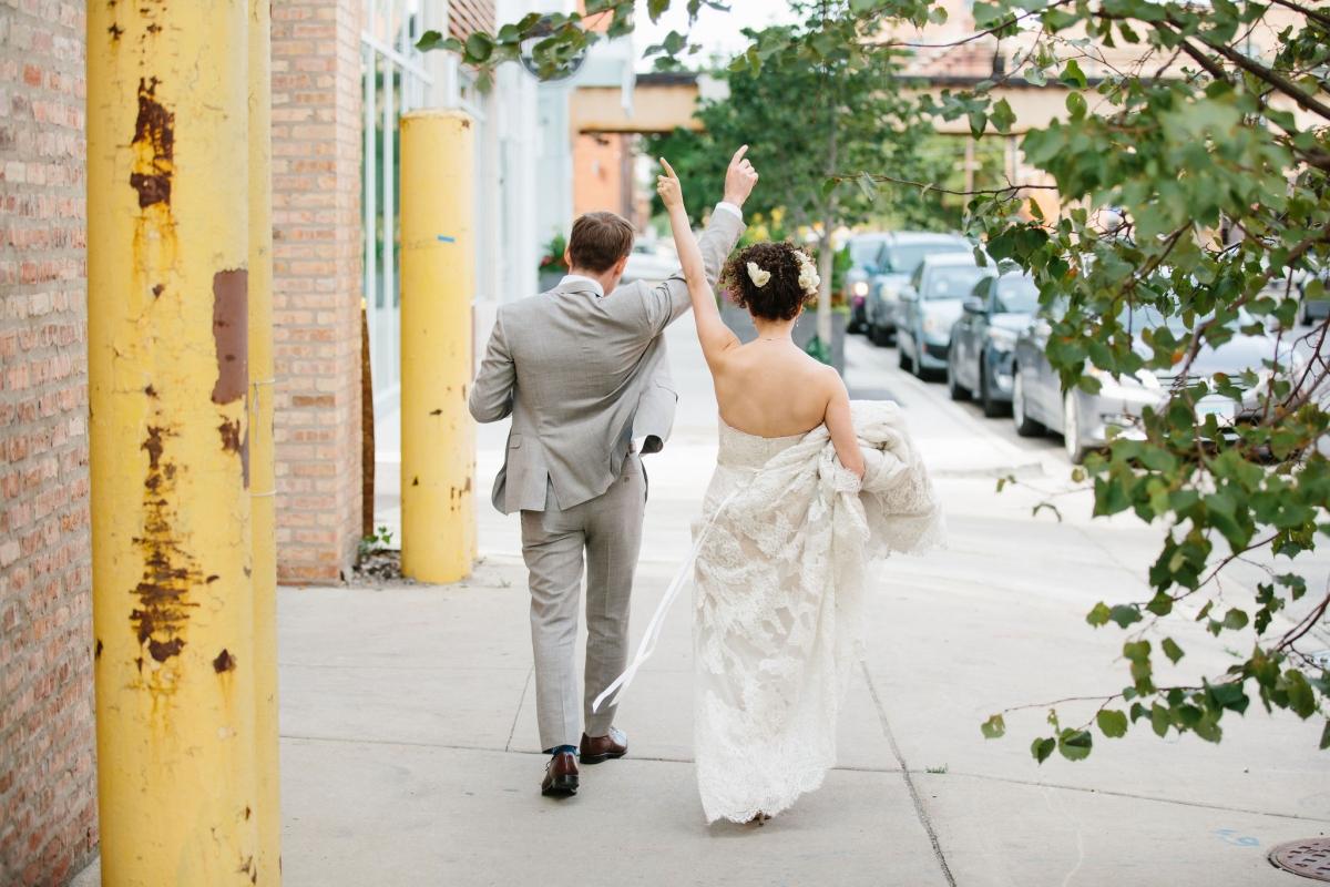 Loft Lucia Wedding Chicago 33