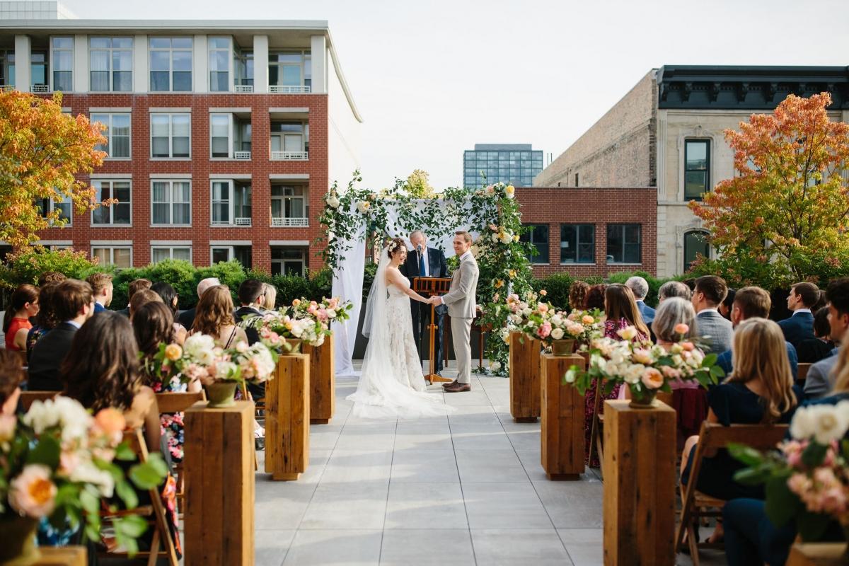 Loft Lucia Wedding Chicago 54