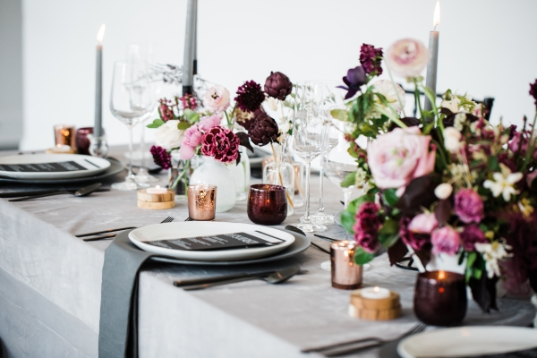 Modern Colorful Chicago Wedding Inspiration The Lakewood (49)