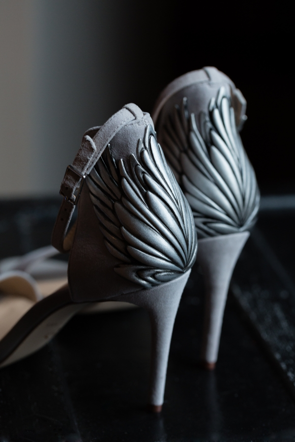 Custom Made Cosplay-Inspired Heels
