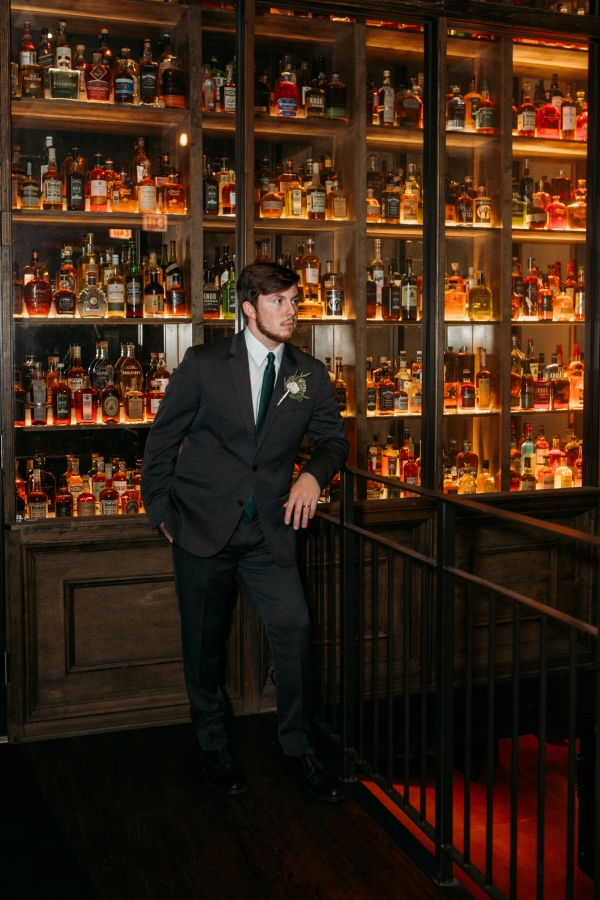 Chicago Speakeasy Wedding Inspiration (10)
