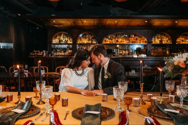 Chicago Speakeasy Wedding Inspiration (14)