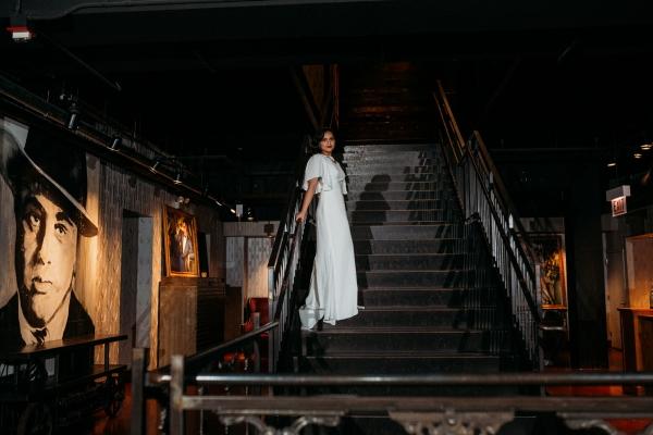 Chicago Speakeasy Wedding Inspiration (15)