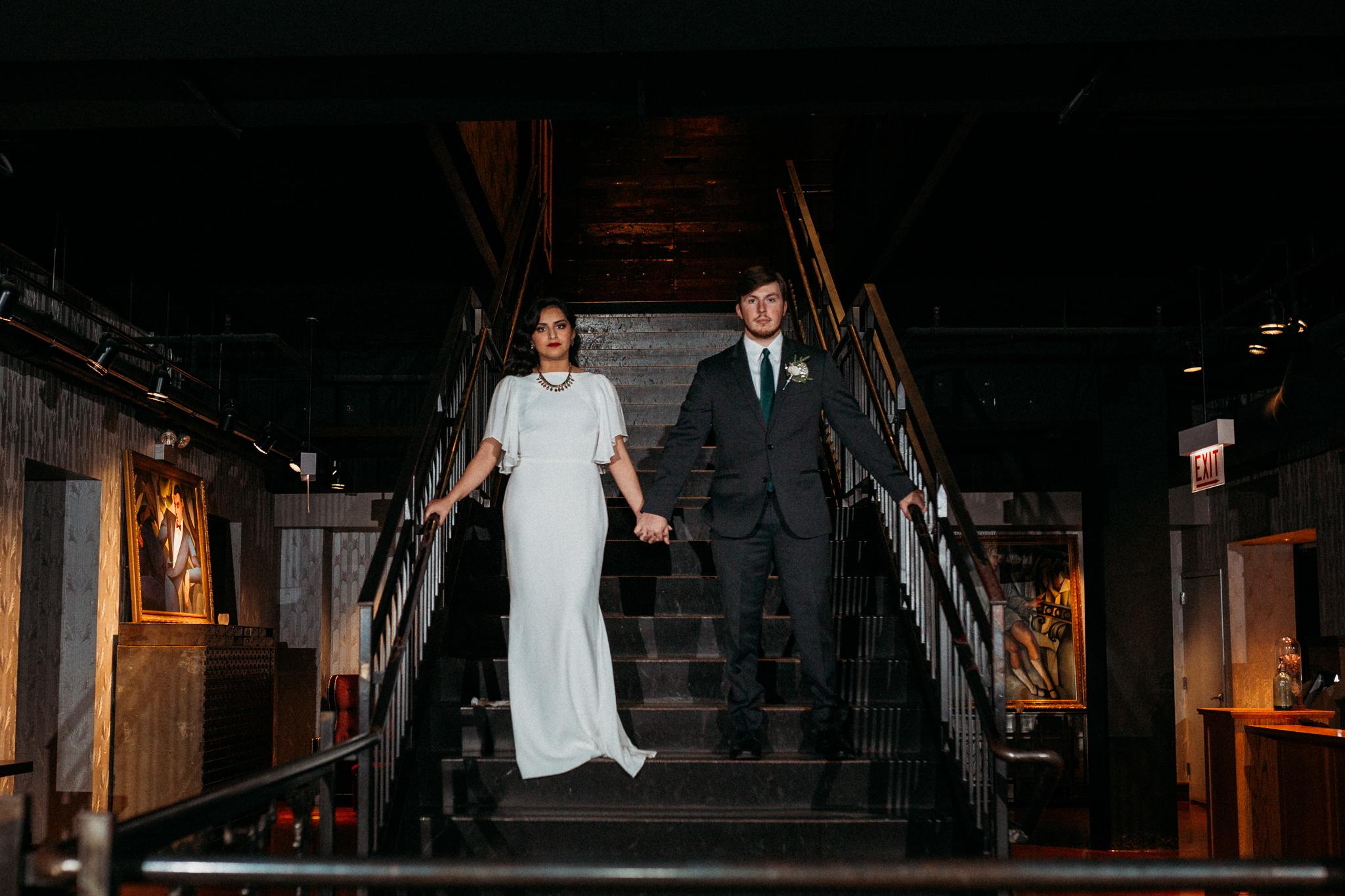 Chicago Speakeasy Wedding Inspiration (16)