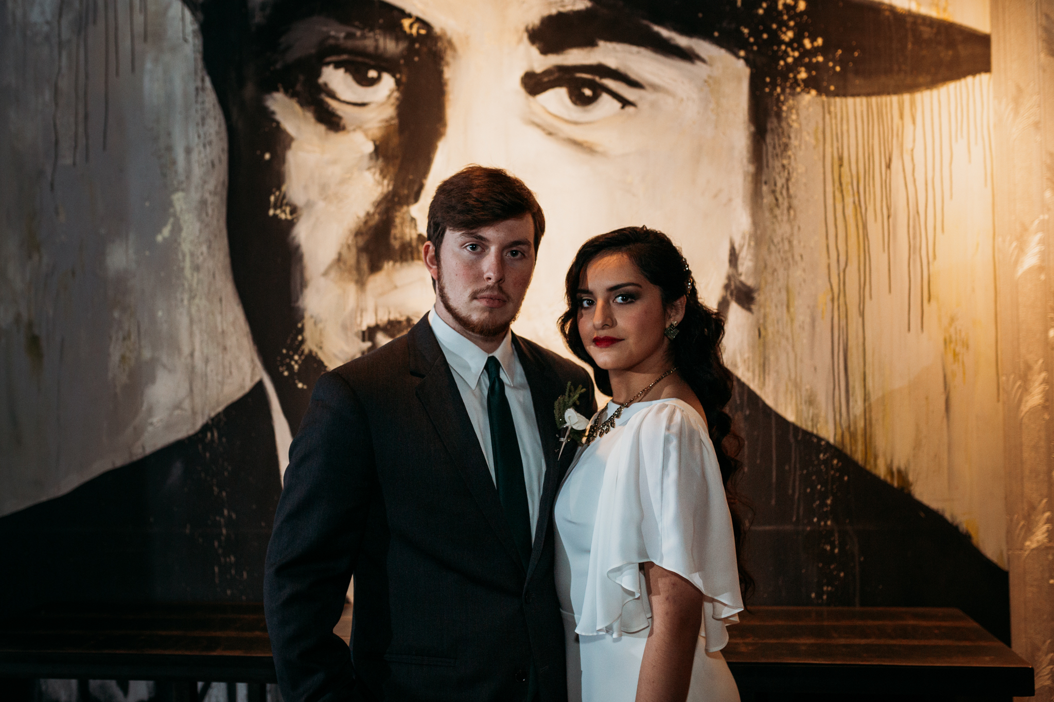 Chicago Speakeasy Wedding Inspiration (17)