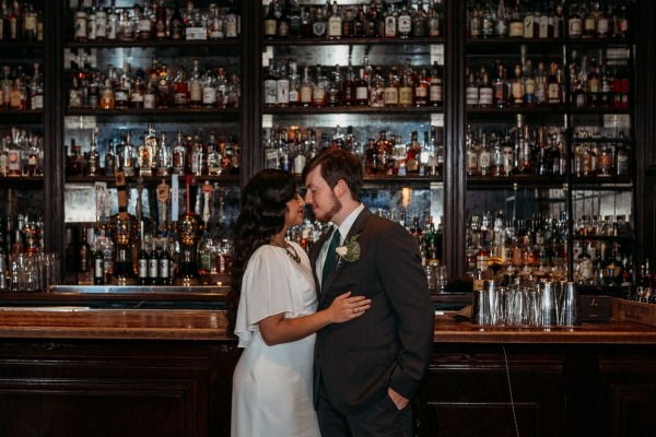 Chicago Speakeasy Wedding Inspiration (18)