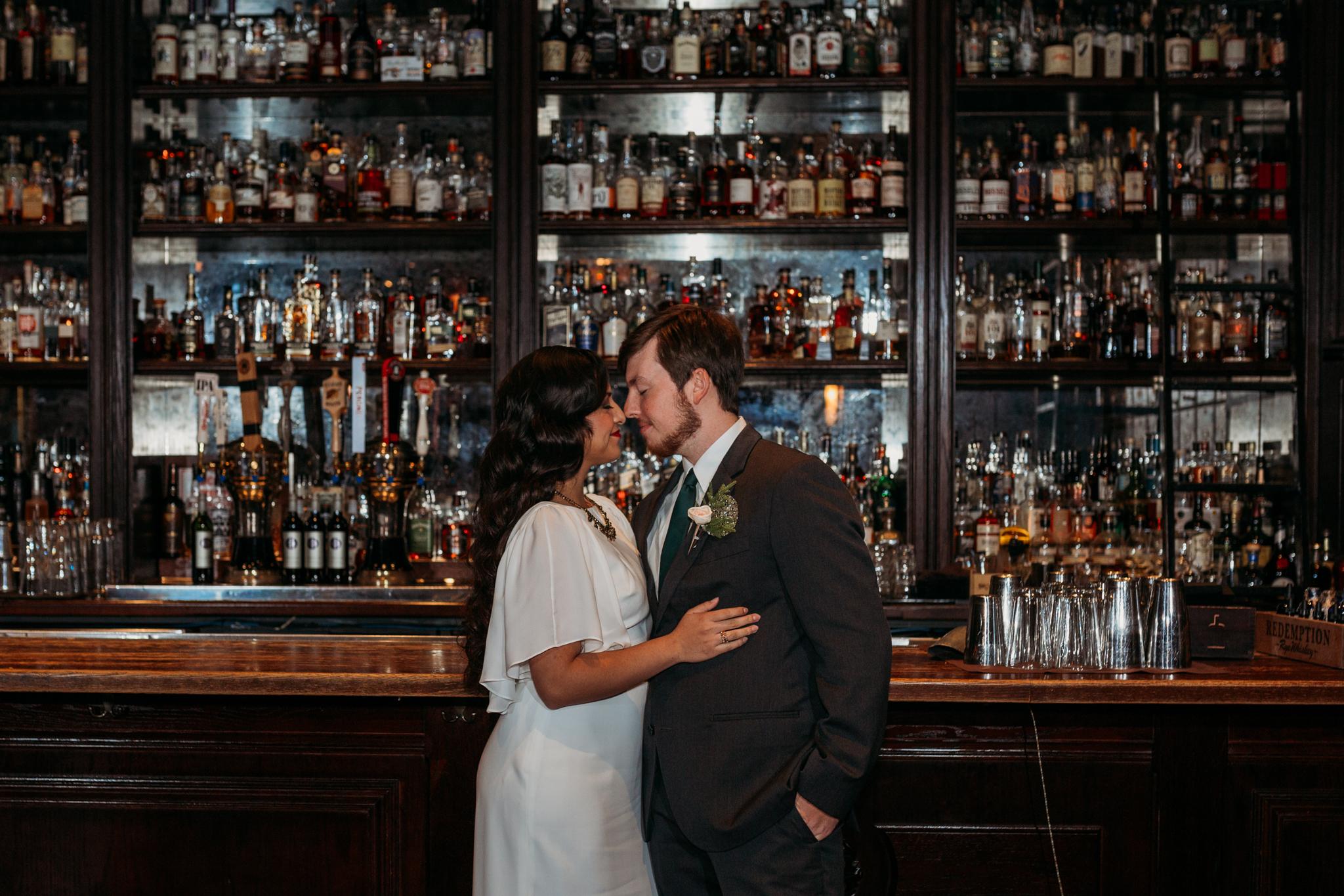 Chicago Speakeasy Wedding Inspiration (18)