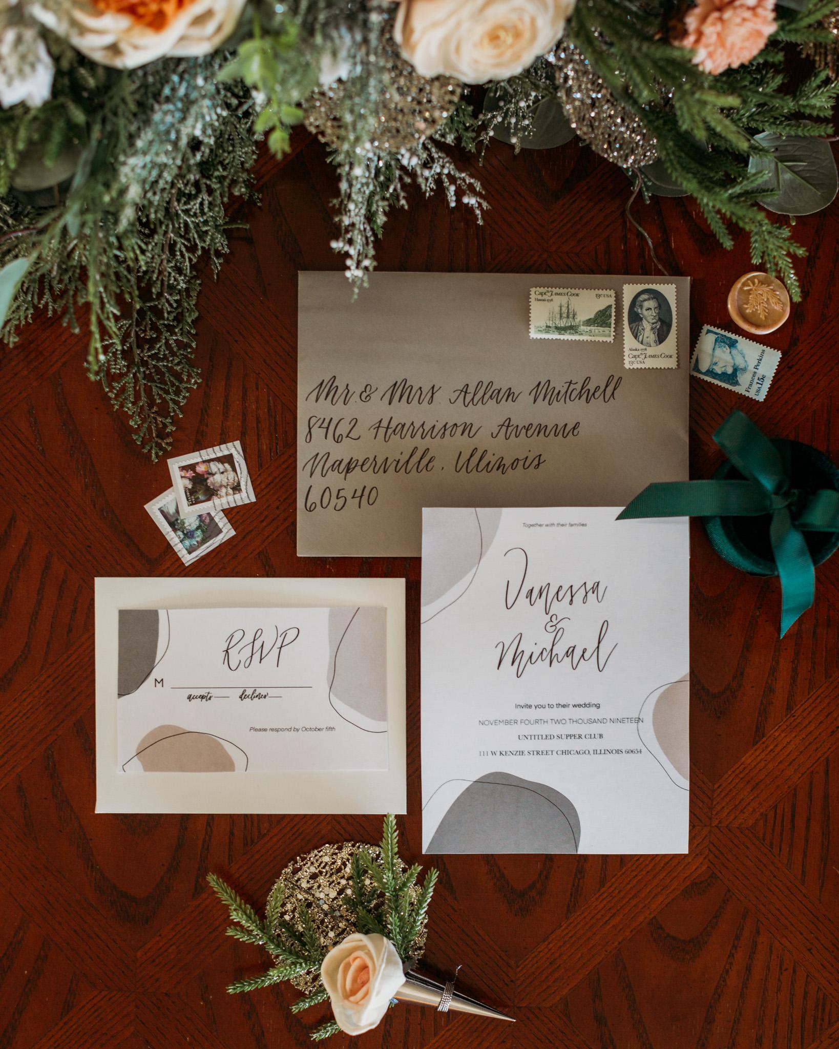Chicago Speakeasy Wedding Inspiration (2)