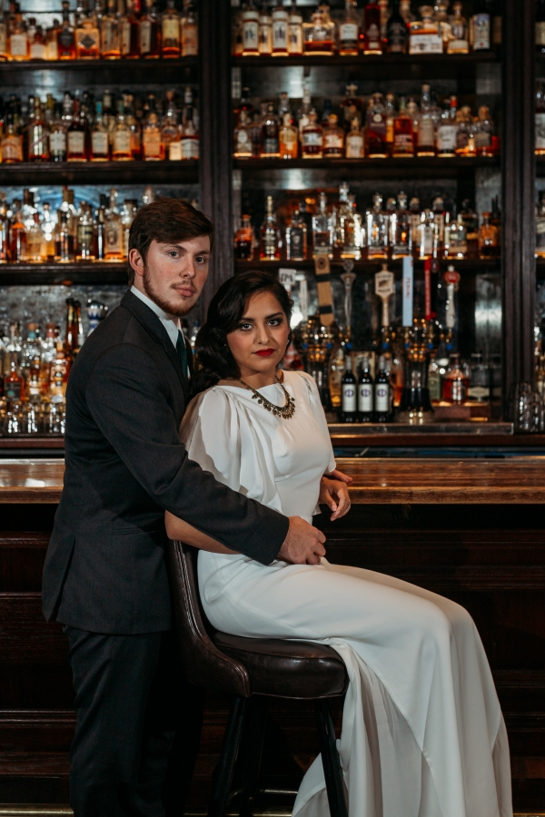 Chicago Speakeasy Wedding Inspiration (22)