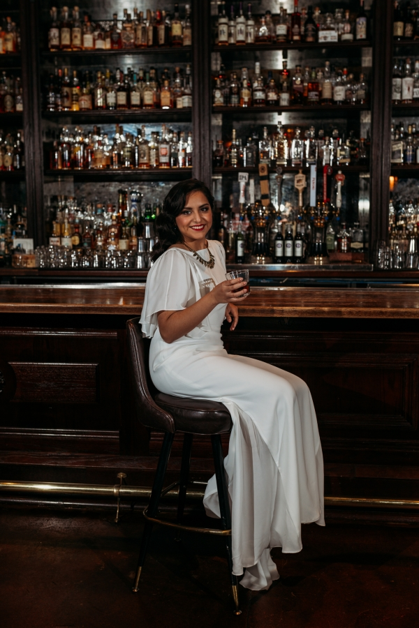 Chicago Speakeasy Wedding Inspiration (23)
