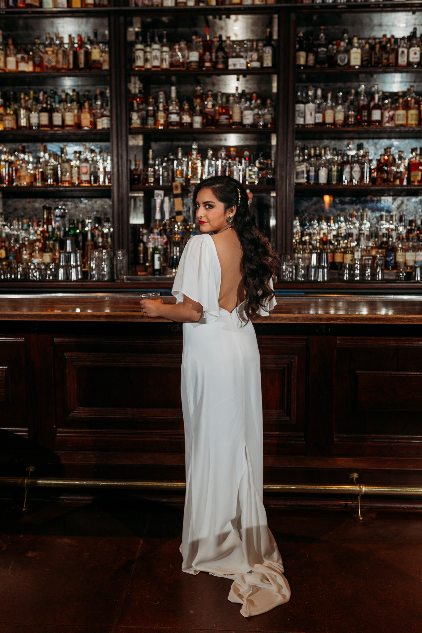 Chicago Speakeasy Wedding Inspiration (25)
