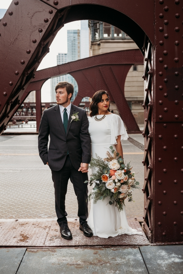 Chicago Speakeasy Wedding Inspiration (30)
