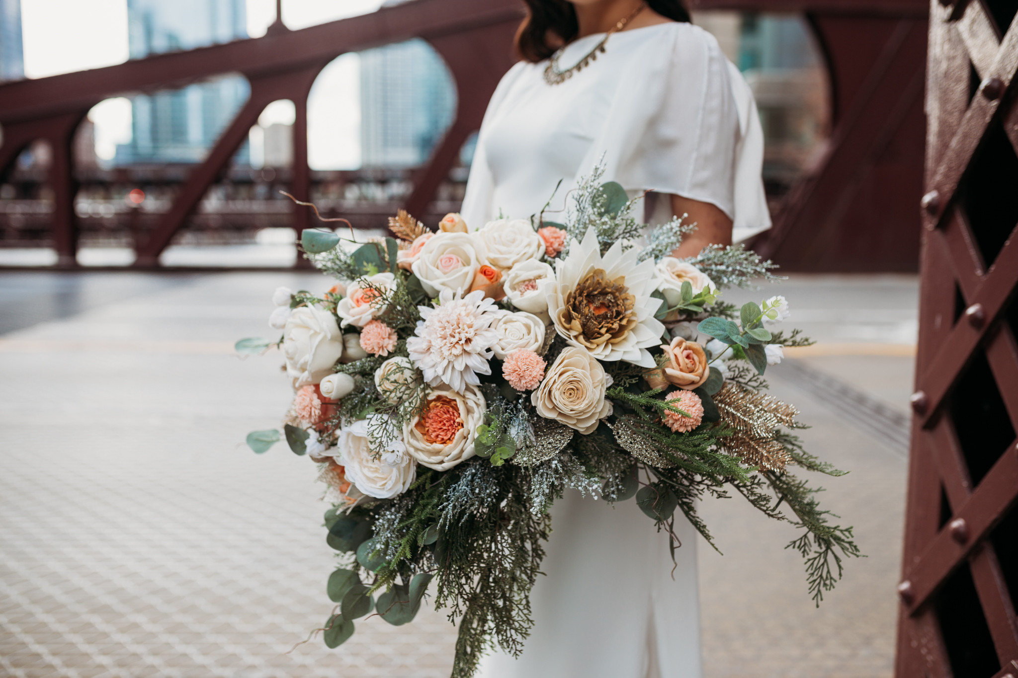 Chicago Speakeasy Wedding Inspiration (31)