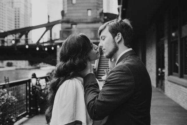 Chicago Speakeasy Wedding Inspiration (36)