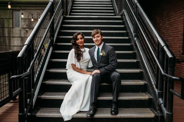 Chicago Speakeasy Wedding Inspiration (37)