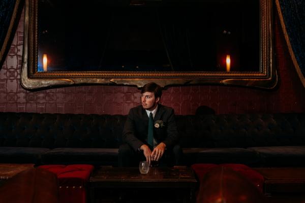 Chicago Speakeasy Wedding Inspiration (8)