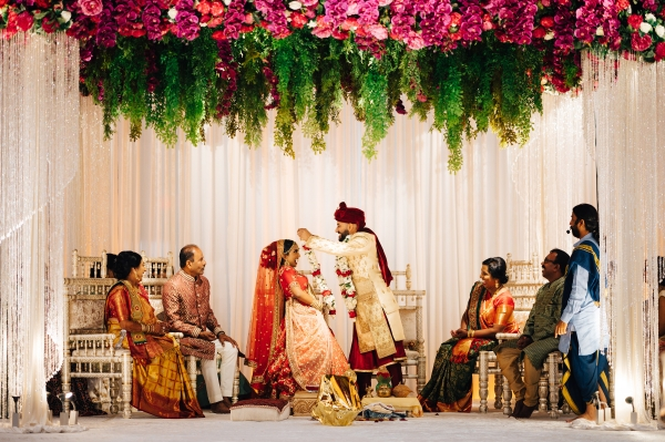 Indian Wedding Ceremony Chicago