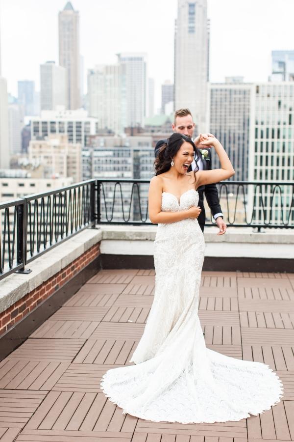 Ravenswood Event Center Chicago Wedding Alexandra Lee Photography (11)