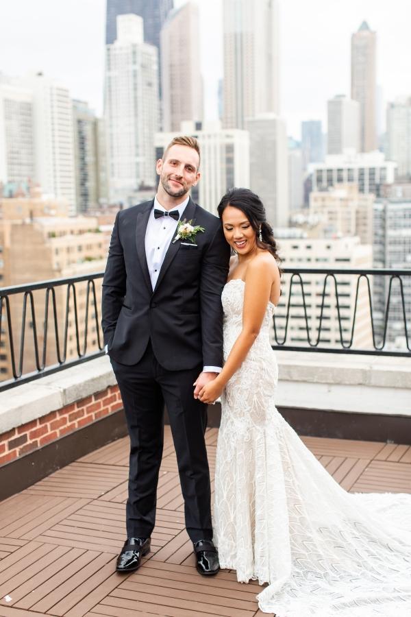 Ravenswood Event Center Chicago Wedding Alexandra Lee Photography (14)