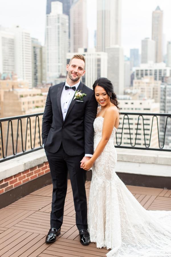 Ravenswood Event Center Chicago Wedding Alexandra Lee Photography (15)